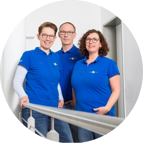 Unser Team im Dental-Labor